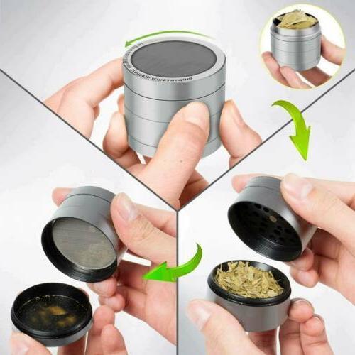 Tobacco Herbal Alloy Smoke 4