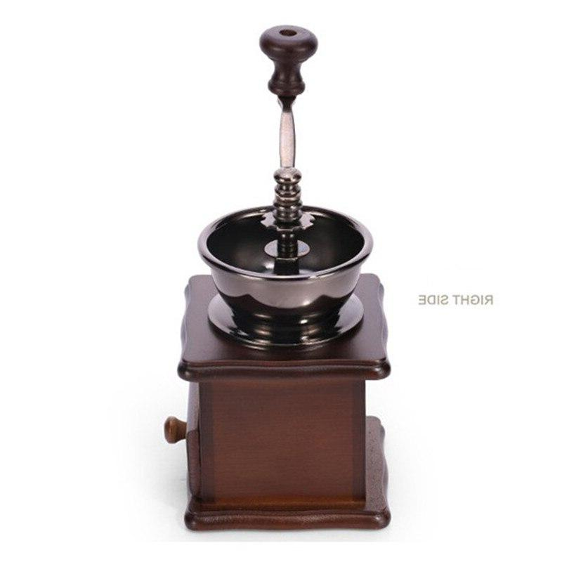 Top Manual <font><b>Coffee</b></font> <font><b>Grinder</b></font> Hand Stainless Spice Mill With Millston