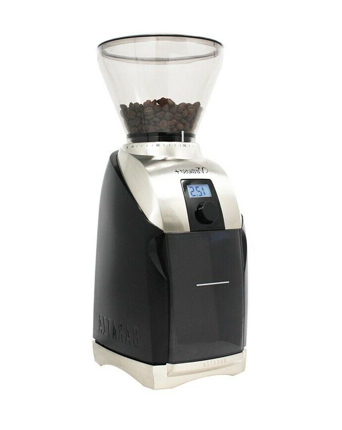 Baratza Virtuoso PLUS Conical Burr Coffee Espresso Grinder -