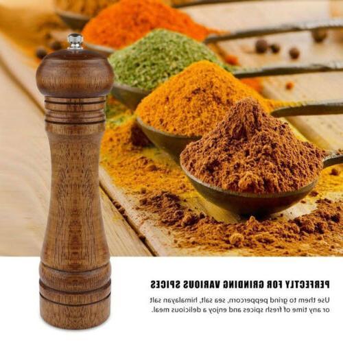 Wood Grinder Handheld Grinder Kitchen Cooking Tools