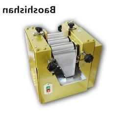 Laboratory Three Roll Grinding Mill Grinder For Lab Applicat