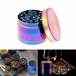 Large Spice Tobacco Herb Grinder-4 Pcs with Pollen Catcher-5