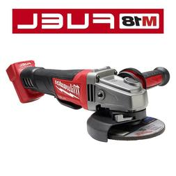 "Milwaukee M18 FUEL 18V Brushless Cordless 4-1/2"" 5"" Cutoff G"