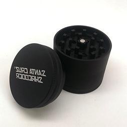 Santa Cruz Medium Matte Black 4 pc with CCP