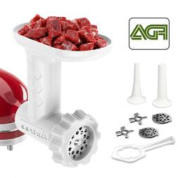 Antree Meat Grinder Attachment for KitchenAid Stand Mixers I