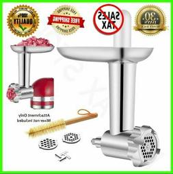 METAL KITCHENAID MEAT GRINDER ATTACHMENT for Home Food Stand