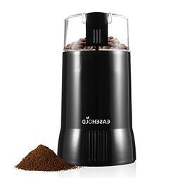 Mindkoo Electric Coffee and Spice Grinders Food Ingredients