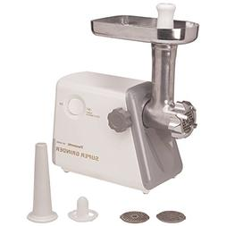 Panasonic MKG20NRW New Heavy-Duty Meat Grinder W/ 3 SS Cutti