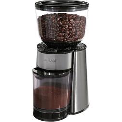 Mr. Coffee Automatic Burr Mill Grinder with 18 Custom Grinds
