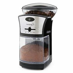 New Capresso 12-Cup 1/2lb Whole Bean Coffee Burr Grinder - 5