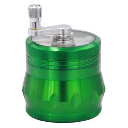 DCOU New Design Jar Style Hand Cranked Premium Aluminium Her