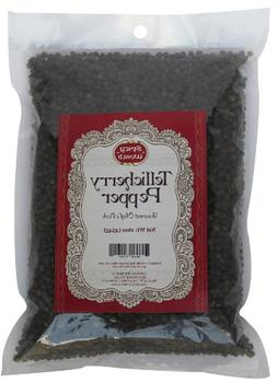 Spicy World Peppercorn -Black Tellicherry 16 Oz. bag 1 lbs