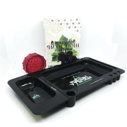 Rolling tray bundle 1 box of high hemp g ,1 high society tra