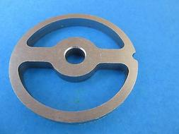 Sausage stuffing plate for Chefs Choice Meat Grinder that fi