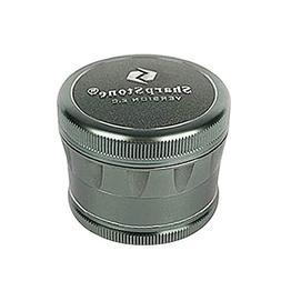 """J.Shine Sharpstone 2.5"""" Version 2.0 4pc Solid Top Grinder Ol"""