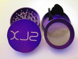 "SLX Large 2.4"" Purple Non Stick Grinder Version 2.0"