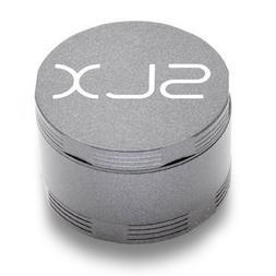 2 Inch SLX Version 2.0 Non-Stick Grinder - Silver