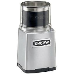 Waring WSG60 Professional Spice Grinder 3 Cup Capacity with