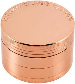 Golden Bell Spice Herb Grinder - Rose Gold