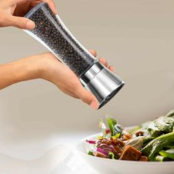 Stainless Steel Adjustable Salt / Pepper Grinder Mill Salt G