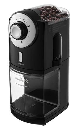 Top Rated Bellemain Burr Coffee Grinder with 17 Settings for