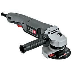 New PORTER-CABLE 4-1/2-in 7-Amp Trigger Corded Angle Grinder