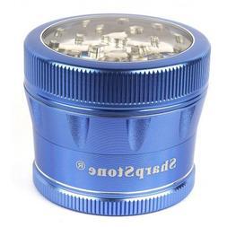 v2 clear blue grinder
