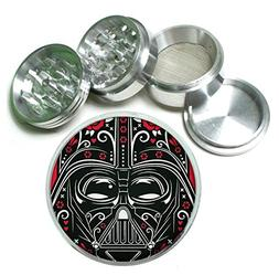 Vader Sugar Skull Sith Lord 4 Pc. Aluminum Tobacco Spice Her