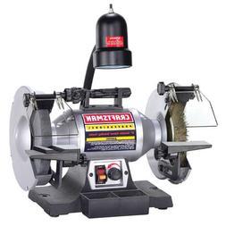 "8"" Variable Speed Bench Grinder 1/2 HP- Craftsman"