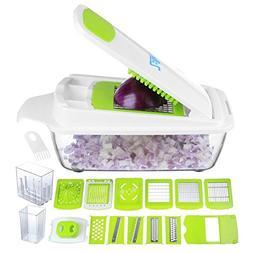 Vegetable Chopper Pro Onion Chopper - Mandoline Slicer Dicer