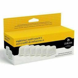 Keurig Water Filter Cartridge Refills - 6 Count