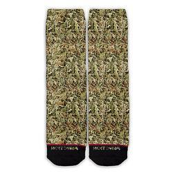 Function - Weed Bud Fashion Sock Pot Leaf Cannabis Marjiuana